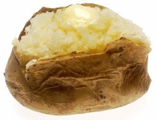 Carb cycling potato
