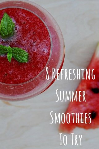 8 Refreshing Summer Smoothies To Try