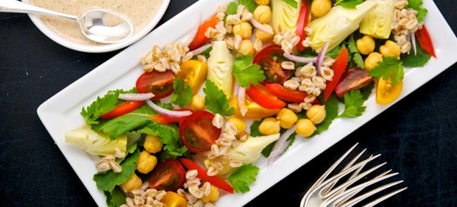 Recipe of the Week: Mediterranean Salad