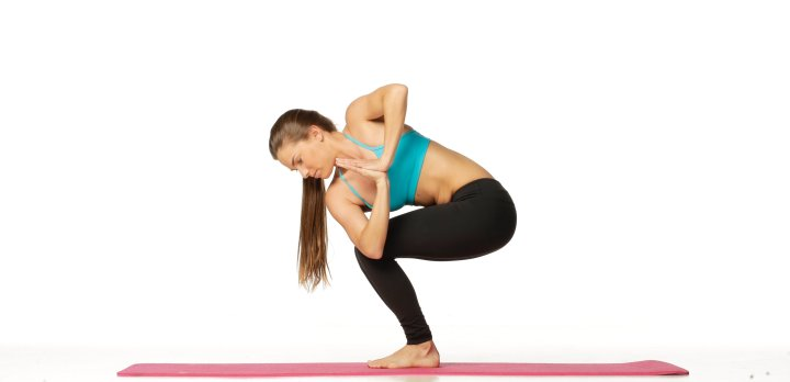 yoga moves for toning muscle