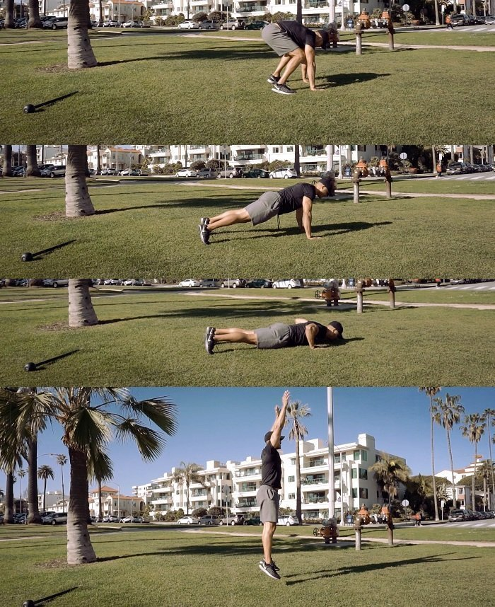 Summer Body Plan At Home Exercise