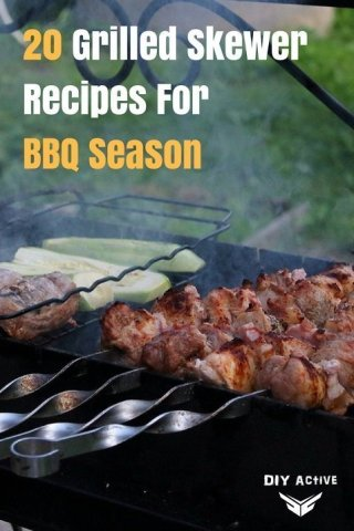 20 Grilled Skewer Recipes To Welcome BBQ Season