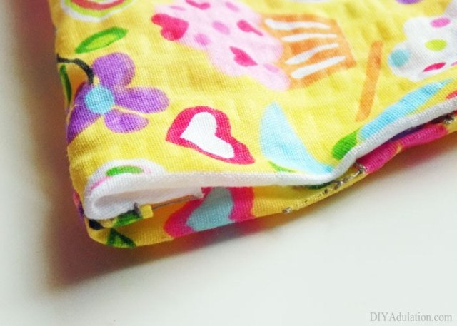 Make this fun and colorful girl's purse for them to carry all of their important trinkets in and watch her face light up!