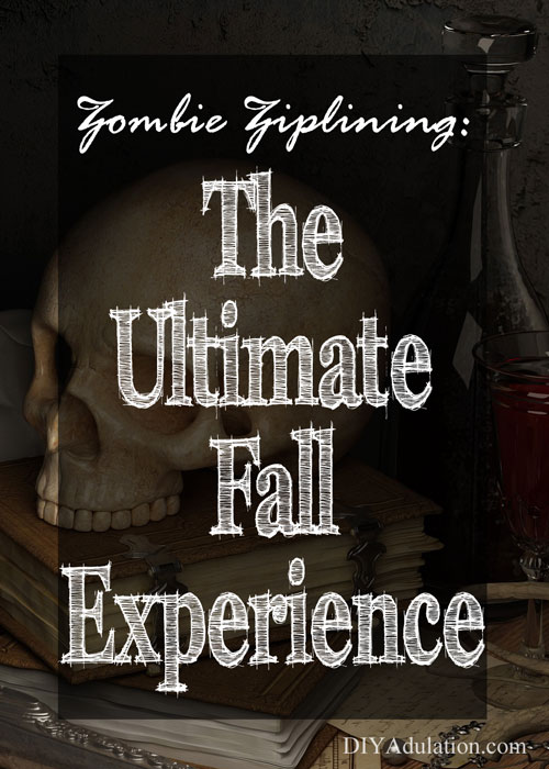 Zombie Ziplining: The Ultimate Fall Experience