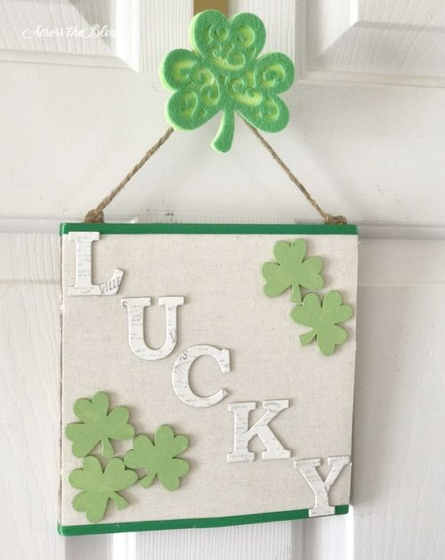 Saint Patrick's Day is this Friday! Can you believe it? Getting ready to celebrate has never been easier with these 10 rocking shamrock crafts!