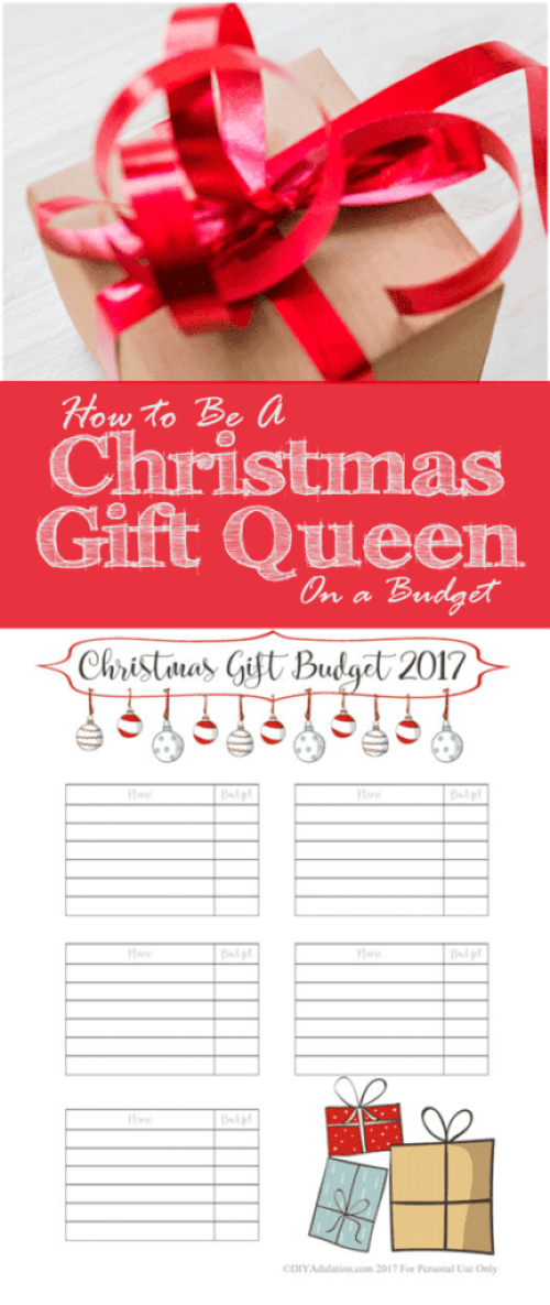 get my exact strategy for finding or making fantastic gifts that your friends and family will