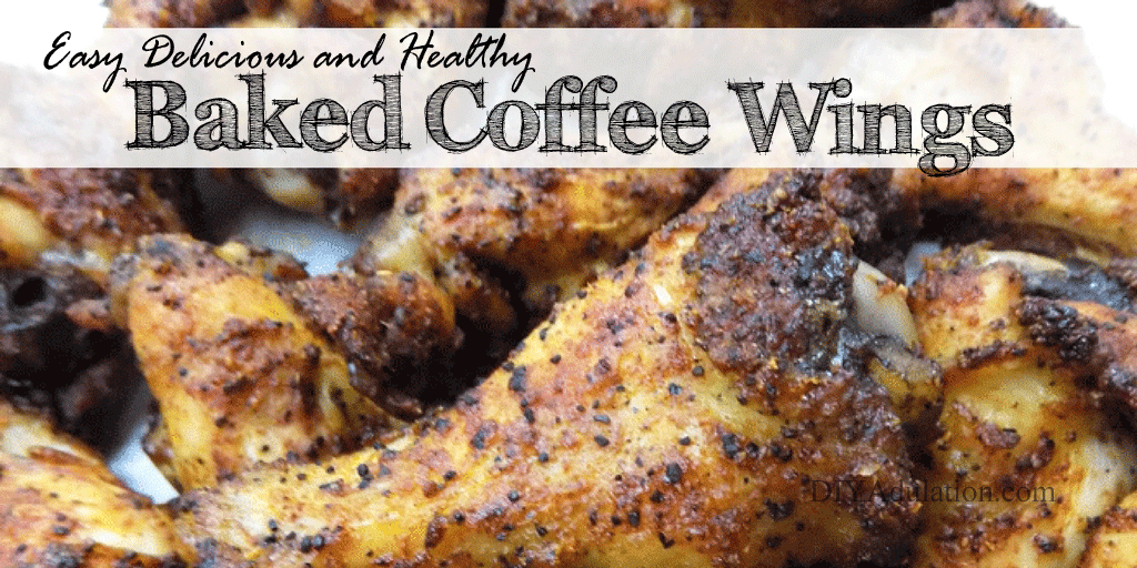 It seems impossible to stick to your diet goals at Super Bowl parties. Thankfully, these baked coffee wings let you enjoy your favorite football food while keeping calories down.