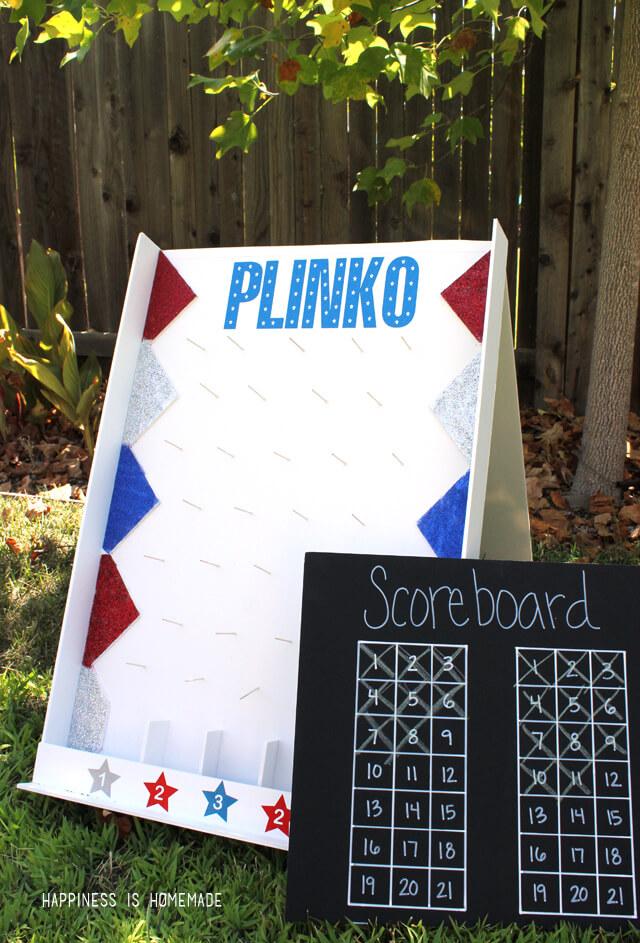 16 Fun DIY Backyard Games For The Whole Family