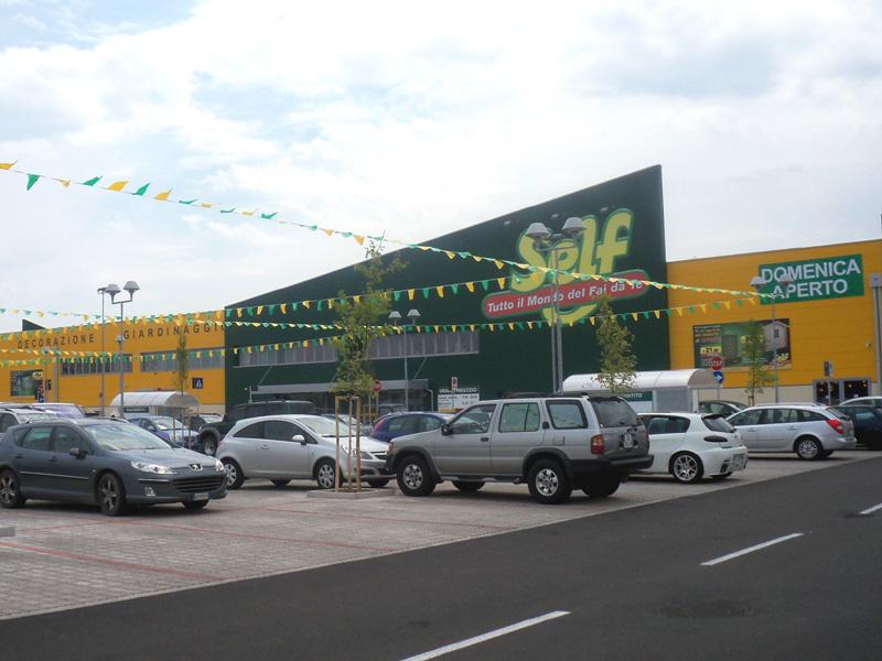 SELF - FIUME VENETO - maggio 2011