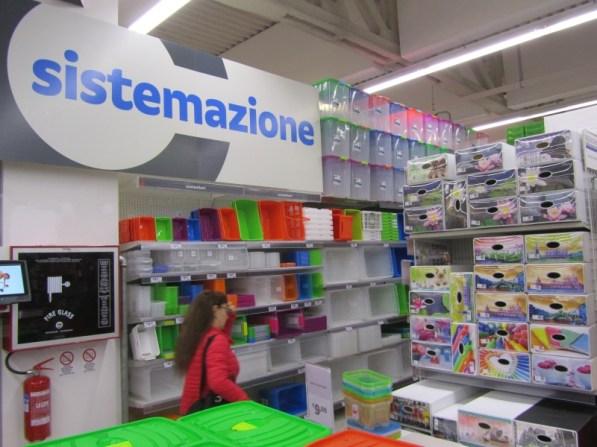 Bricocenter Pellegrino Rossi, Milano