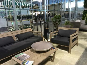 Garden center new trend