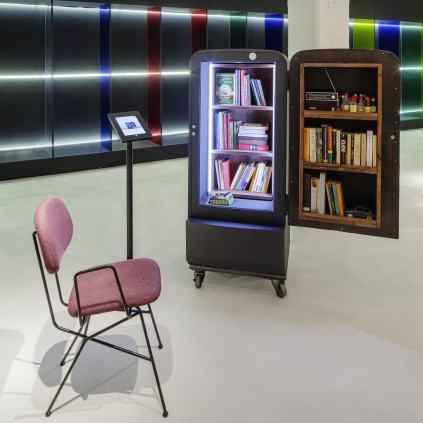 Frigo-Libreria