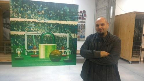Artensile 2016 Premio Assofermet, Luigi Da Ponte