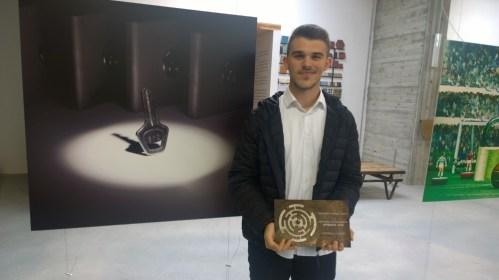 Artensile 2016 Premio Critica, Stefano Raimondi