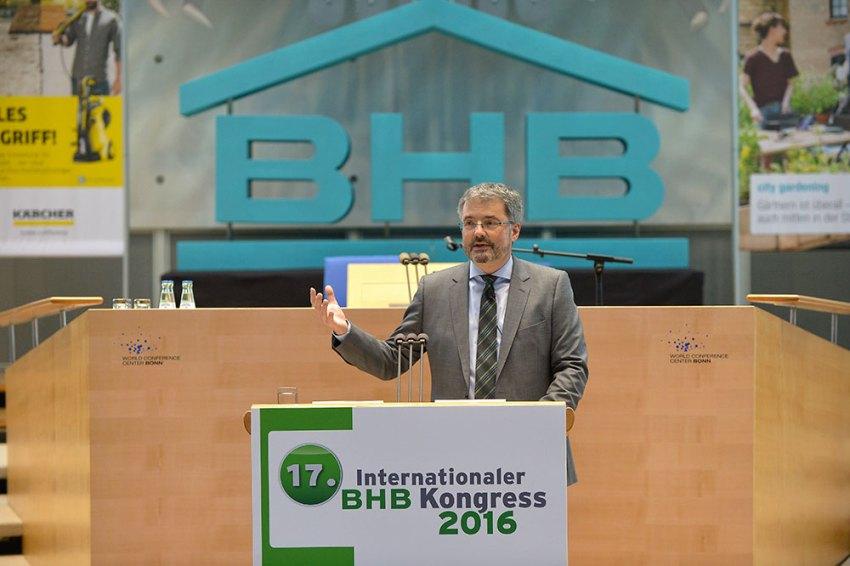 Peter Wüst, direttore generale BHB