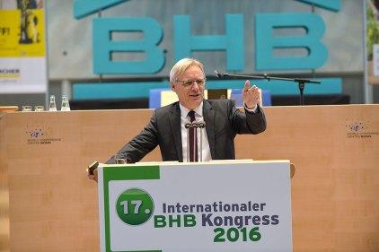Detlef Riesche, CEO BHB
