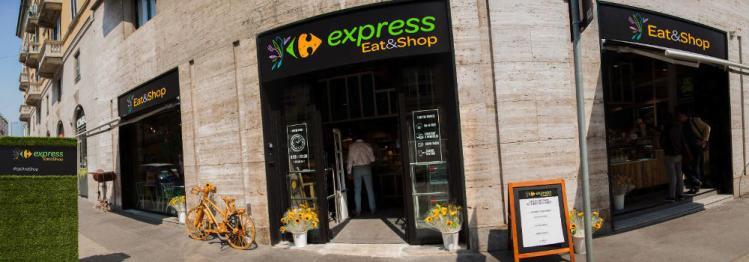 Carrefour Eat&Shop