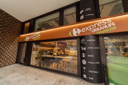 Carrefour Express Urban Life