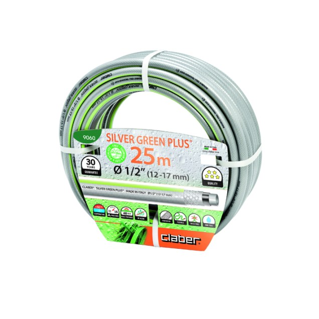 Silver Green Plus 25m di Claber