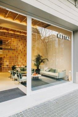Showroom Kettal a Barcellona