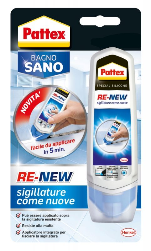 Silicone Re-new di Henkel