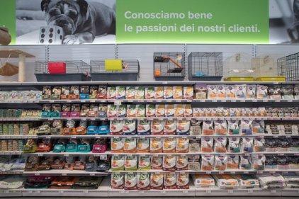 COOP ALLEANZA 3.0, INAUGURAZIONE PET STOREAMICI DI CASA