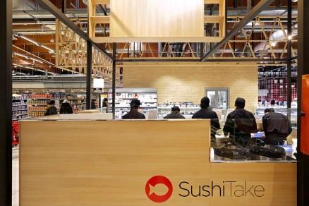 Extracoop. Sushi Take