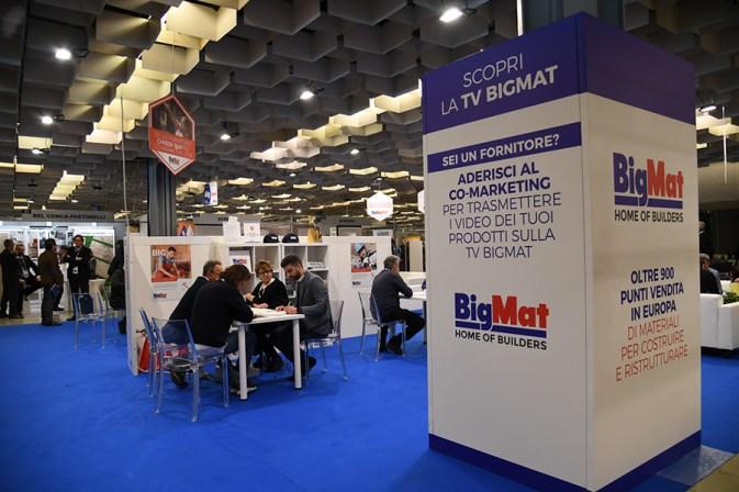 BigMarket' 2018 di BigMat