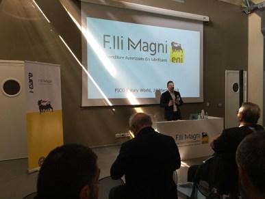 F.lli Magni presenta Eni i-care