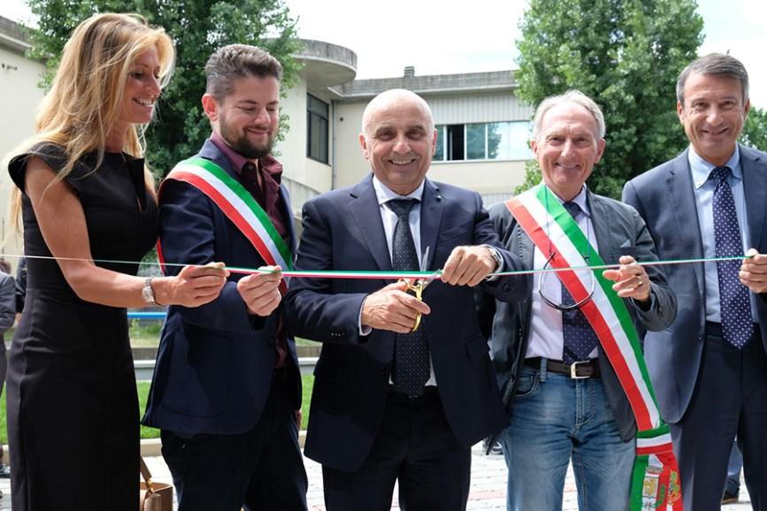 ZCS, inaugurazione del Palazzo dell'Innovazione