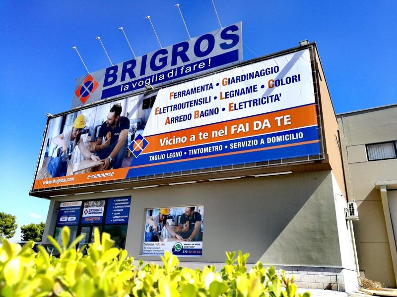 Brigros apre a Lecce