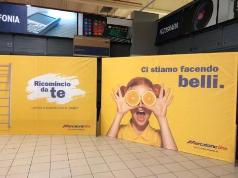 Mercato Uno a Pavia