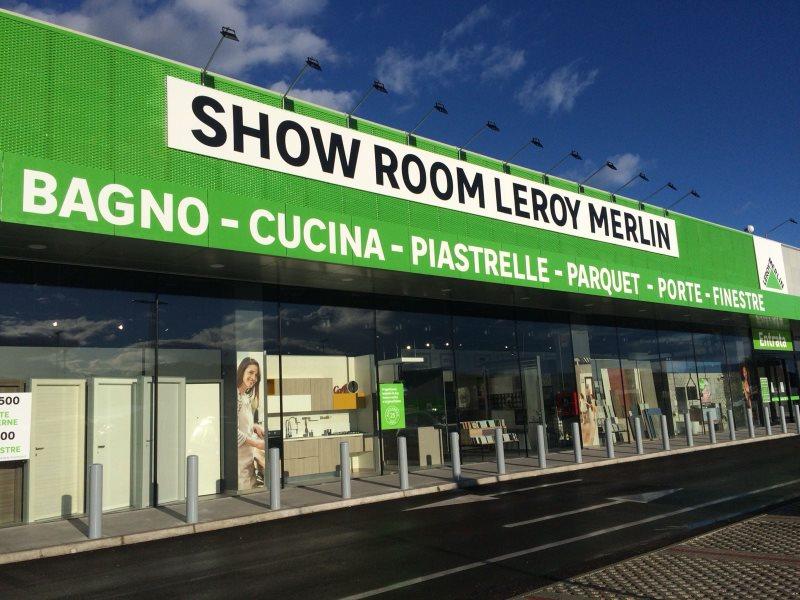Leroy merlin show room apre in abruzzo ten minutes diy and garden