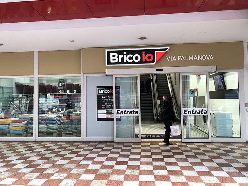 Brico io, Palamanova street, Milan