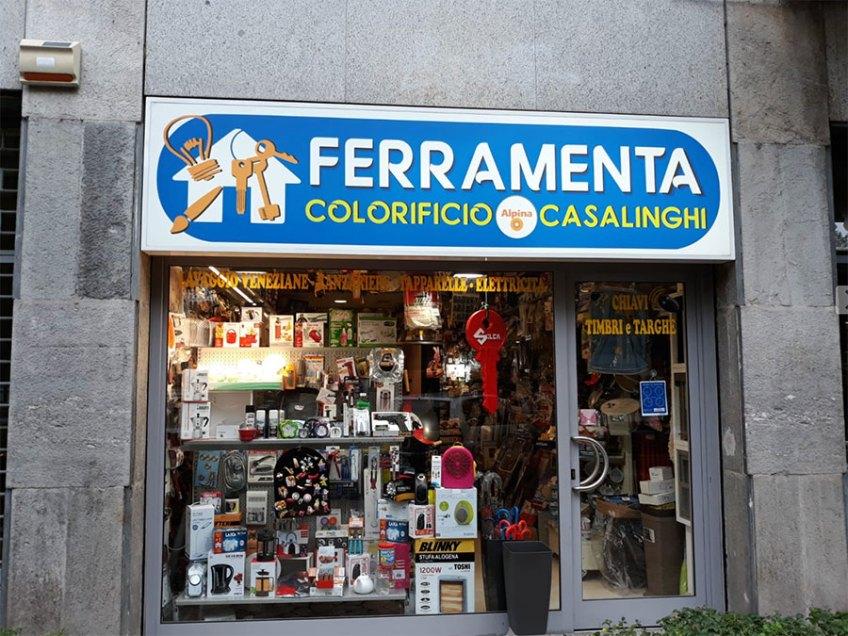 Diemme Ferramenta in Milan, Italy
