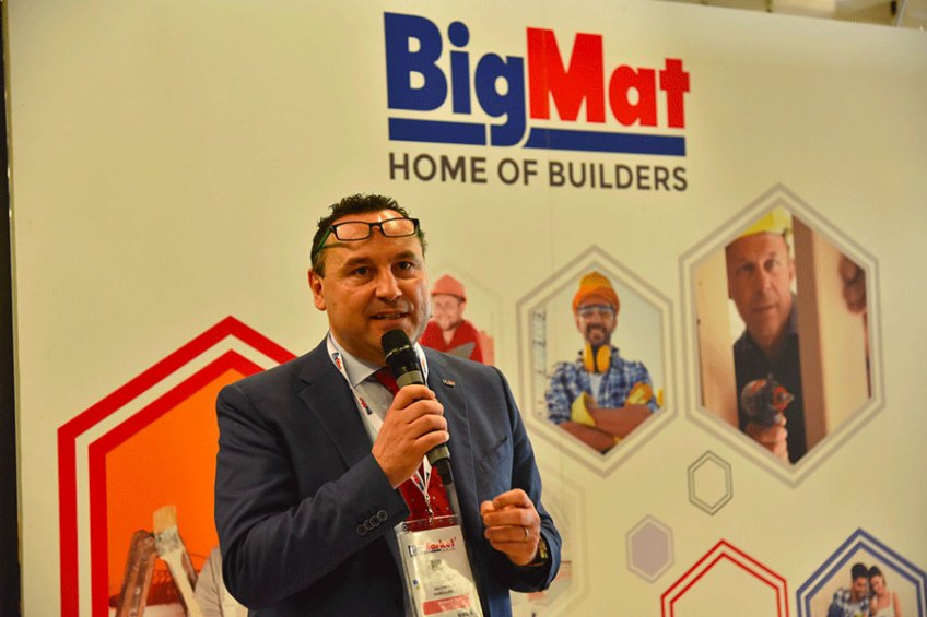 Matteo Camillini apre il BigMarket 2019