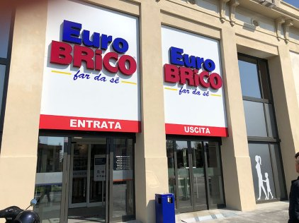Eurobrico a Villanuova sul Clisi (BS)