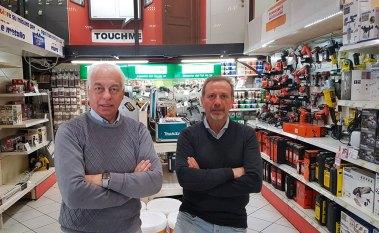Claudio e Fabio Belli di Belgo Briko
