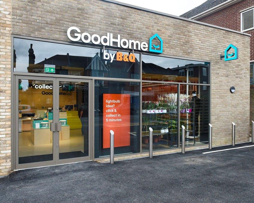 Il nuovo format aperto a Wallington, vicino a Croydon