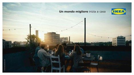 La nuova campagna internazionale Ikea