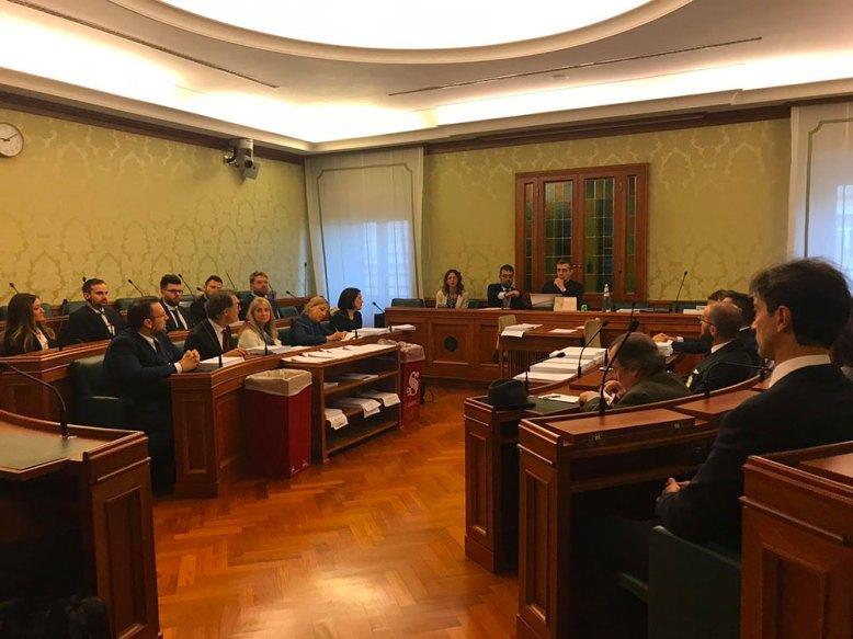 eBay e imprenditori digitali all'incontro con i parlamentari