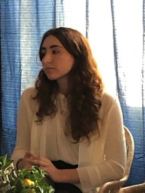 Elena Clara Maria Rossetti, studentessa e fashion blogger ambientalista