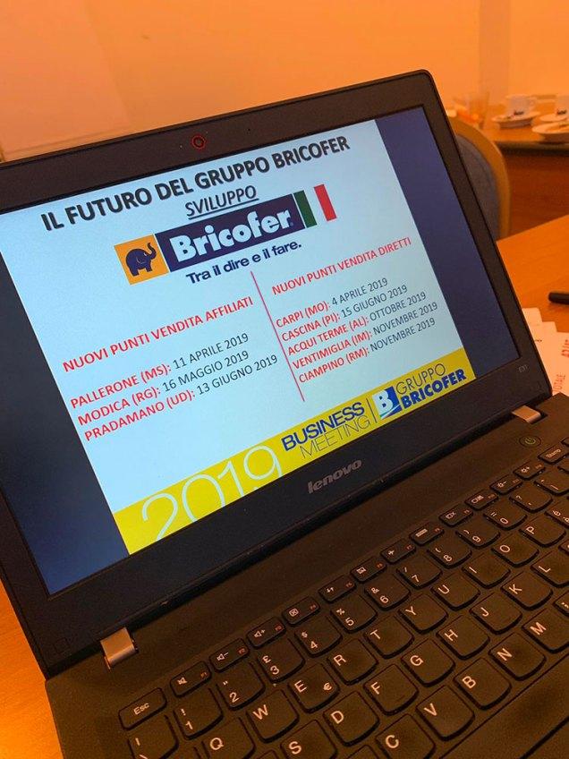 Lo sviluppo del Gruppo Bricofer nei prossimi mesi