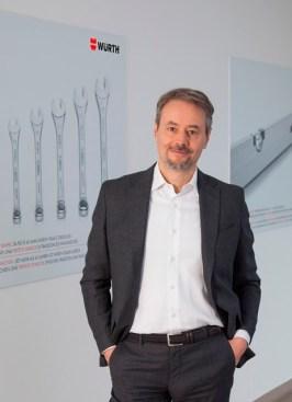 Nicola Piazza, Amministratore Delegato di Würth Italia
