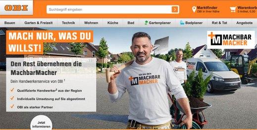 OBI, la campagna OBI BadPlanner