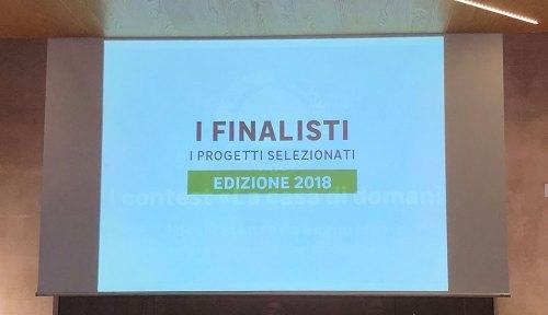 """Il Concorso """"La Casa di domani"""" edizione 2019"""