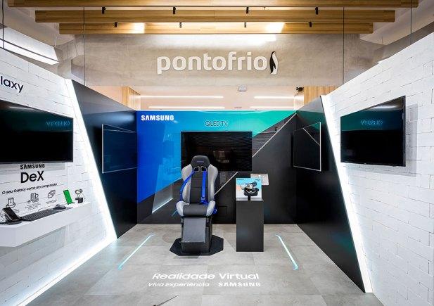 Pontofrio, San Paolo Brasile