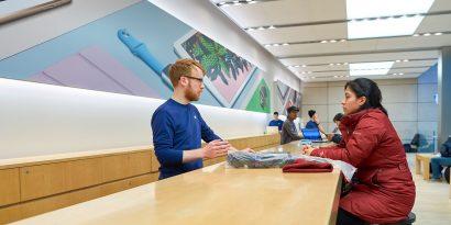 Genius Bar di Apple