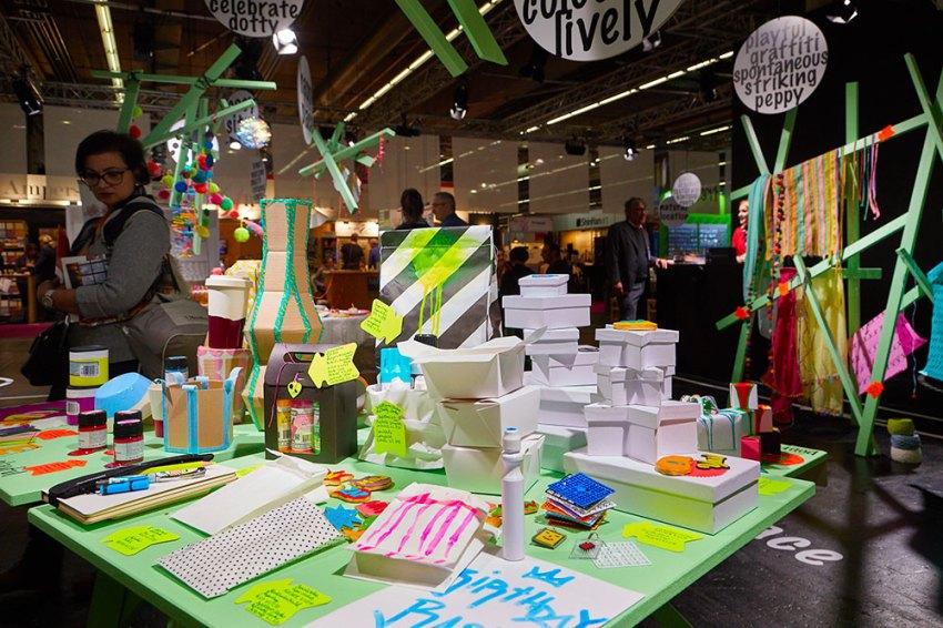 Creativeworld, Messe Frankfurt