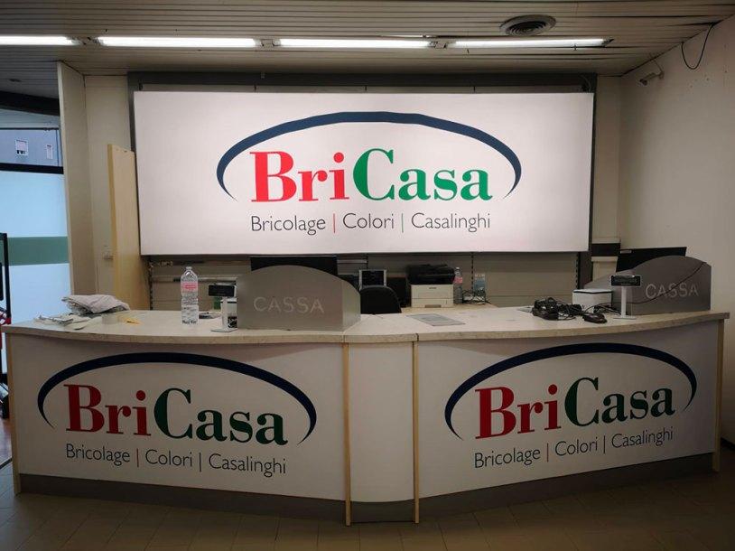 Nuovo associato Evoluzione Brico, con insegna Bricasa a Rossano Corigliano (CS)